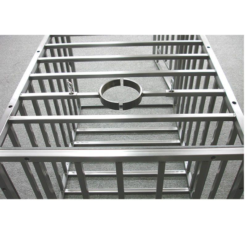 Steel Puppy/Slave Cage