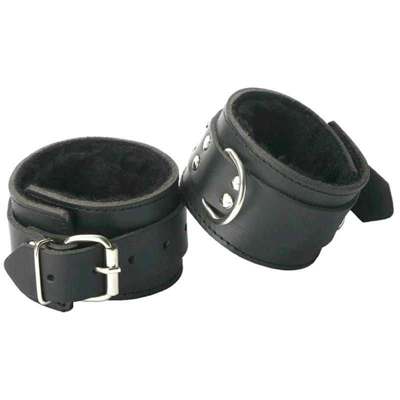 Premium Fur Lined Cuffs-Wrist 1