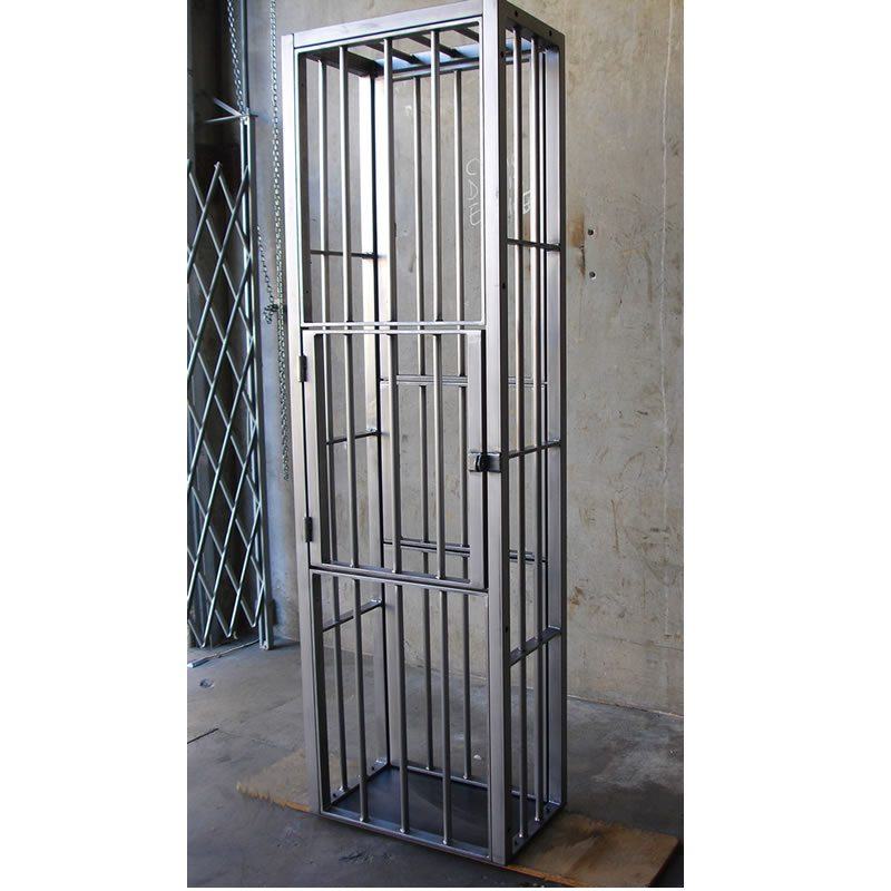 Steel Stand Up Cage